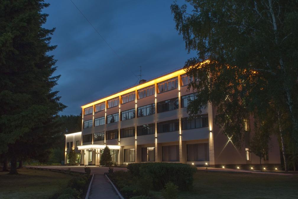 Санаторий Рассвет г. Бердск