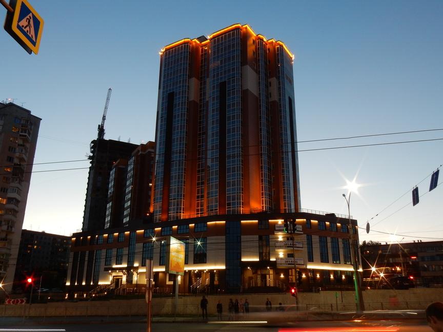 ЖД на Фрунзе г.Новосибирск