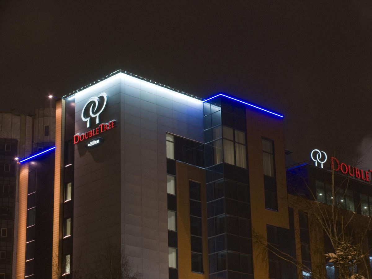 Гостиница Hilton г.Новосибирск