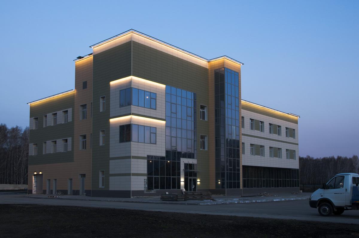ЛКДС г.Новосибирск