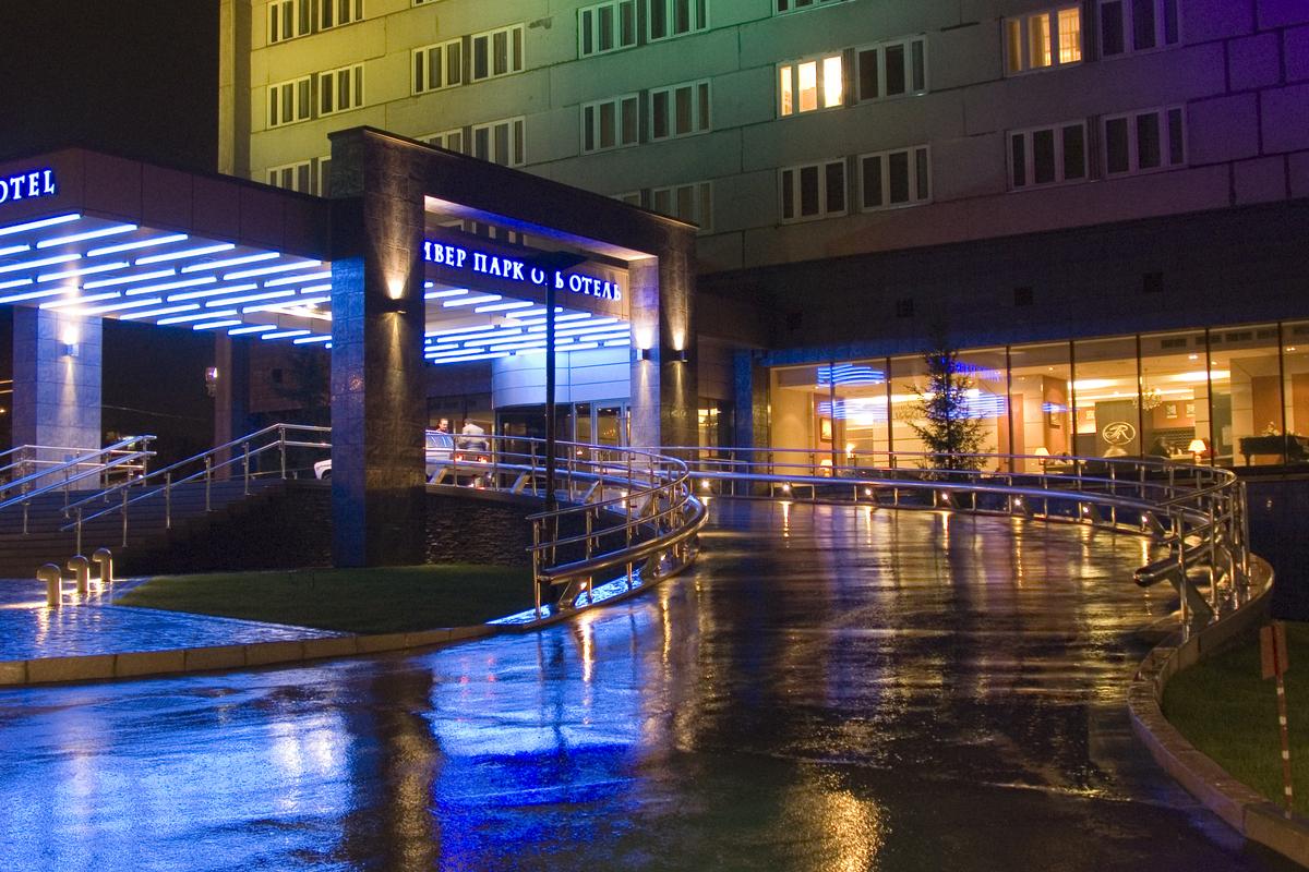 Гостиница Обь г.Новосибирск