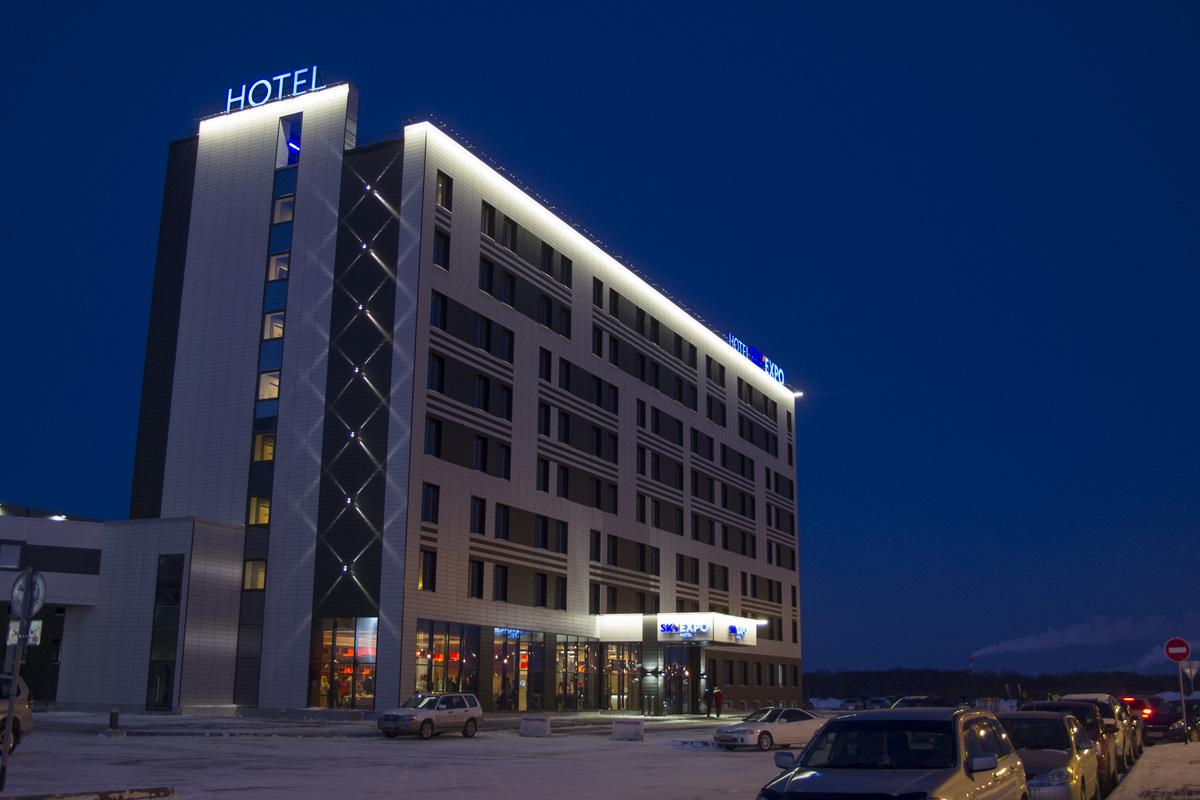 Гостиница ЭКСПО г.Новосибирск