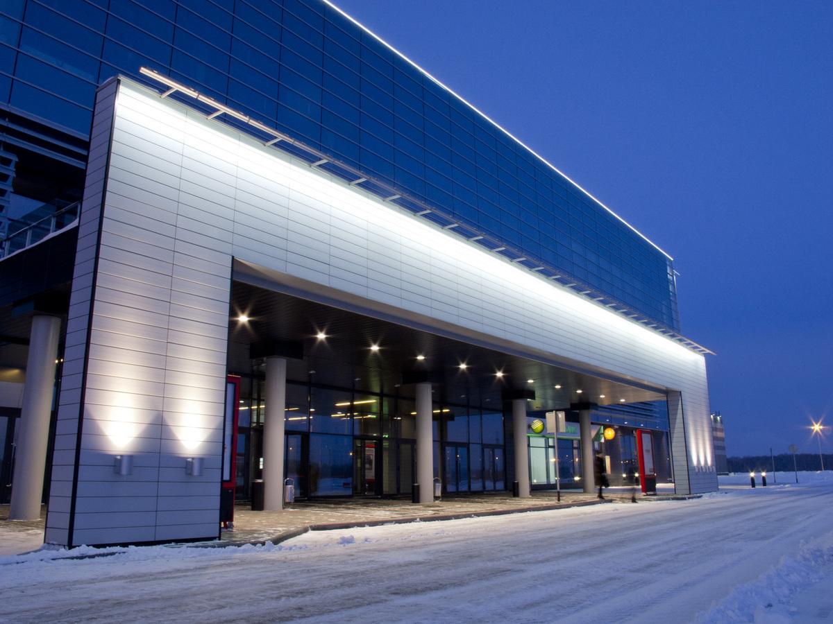 EXPO Центр г.Новосибирск