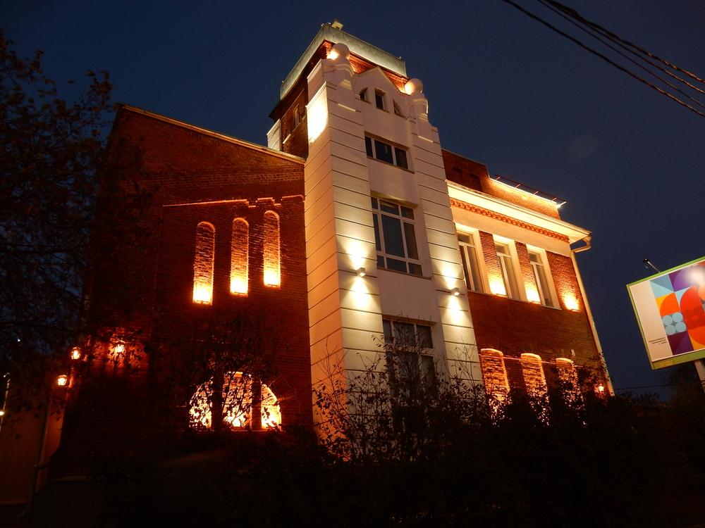 """Театр """"Старый дом"""" г.Новосибирск"""