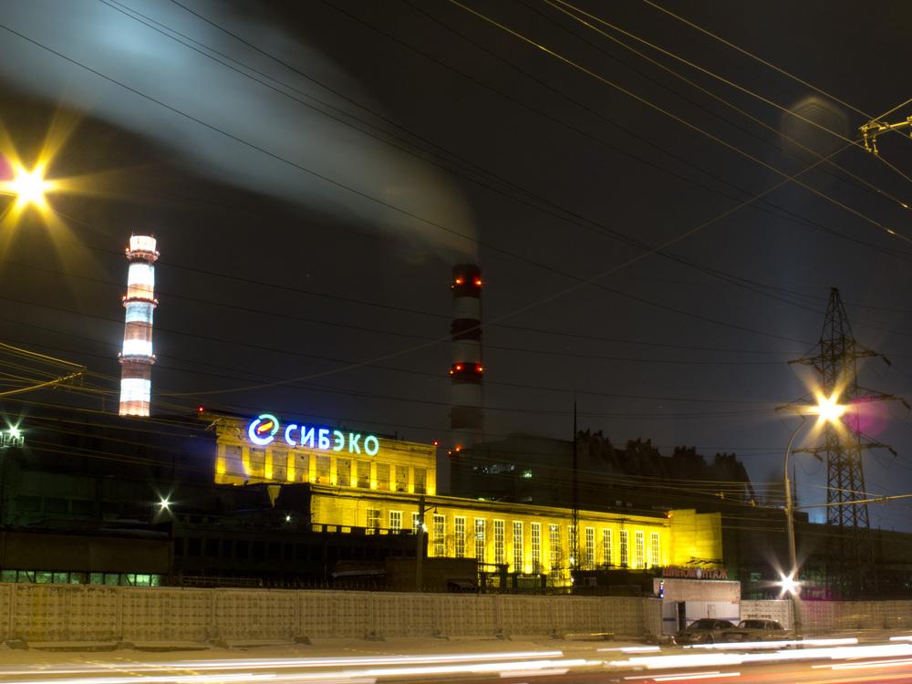 ТЭЦ-2 г.Новосибирск