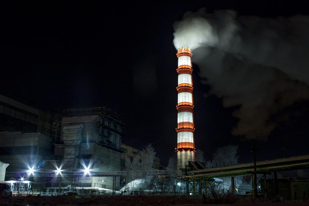 ТЭЦ-3 г.Новосибирск