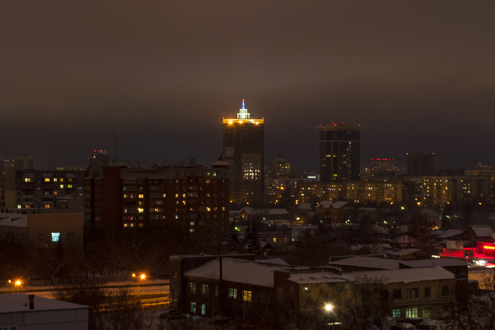 ЖК Гагаринский г.Новосибирск